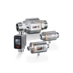 Magnetic-inductive volumetric flow meters