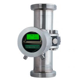 Flow meter angel – Turbidity