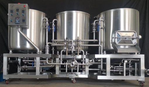 250L Electric Brewhouse- Bevo Tech