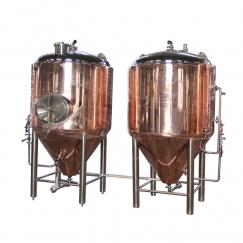 Copper fermenter Tank