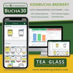 Kombucha Management Software
